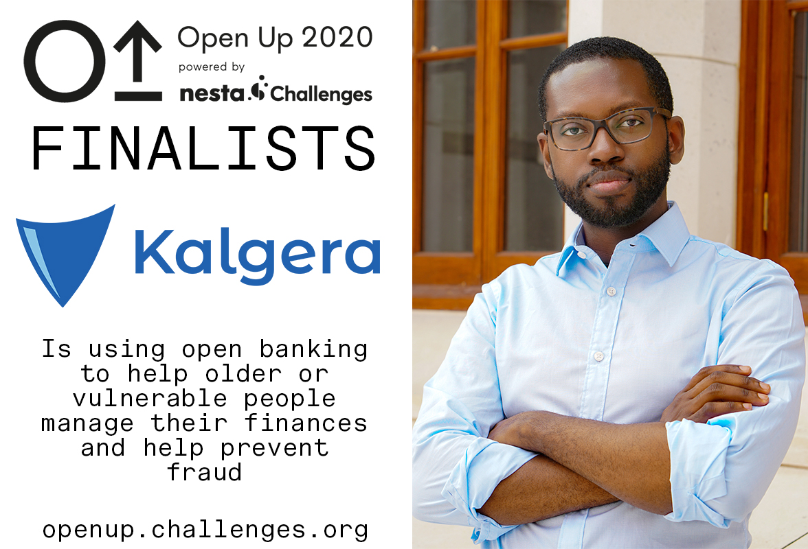 Kalgera uses neuroscience and AI to detect and predict financial vulnerability to help prevent fraud.